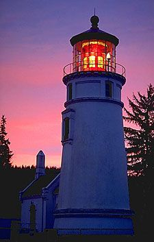 Oregon.....many lighthouses to visit.