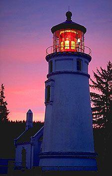 Oregon.....many lighthouses to visit.