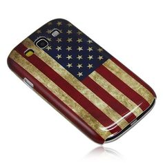 For the love of the country, this hard and tough Samsung Galaxy case can help express your patriotism while keeping your phone protected and in style. Its US National flag design is just very appealing while its extra durable materials offer also extra protection for your phone. On top of that, it also lets you enjoy the use of all your phone's functions without removing case.    With unique design that can make your iPad stand out