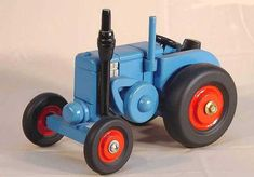 Bulldog Tractor