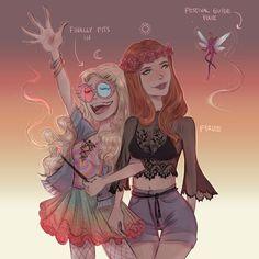 Ginny☉ & Luna Support me: MYSHOP