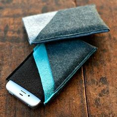 Fabric & Sewing Handicraft: Make a cool phone case