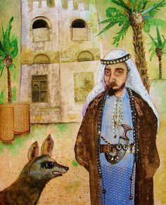 Aisha i Wąż — Baśnie Arabskie (13)