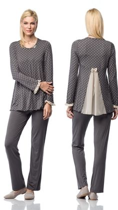 Bell Sleeves, Bell Sleeve Top, Pajamas Women, Pyjamas, Fashion, Clothing, Moda, Pajamas For Women, Fashion Styles