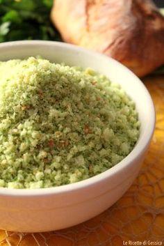 pane aromatizzato alle erbe per farciture o panature