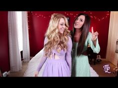 """Megan and Liz: """"We Are Never Ever Getting Back Together"""" (Taylor Swift Cover) <3 <3 <3"""