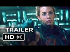 Edge of Tomorrow Official Trailer #2 (2014) - Tom Cruise, Emily Blunt Movie HD - YouTube