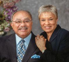 Samuel and Gloria Herd