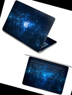 This extraterrestrial skin has a futuristic feel and includes a keyboard skin which will compliment the top decal. 10 Creative Laptop Skins to Freshen Up Your MacBook - The Travel Gear Reviews