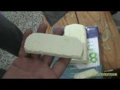 Como hacer jabón casero con aceite nuevo o usado (saponificación) - YouTube Savon Soap, Diy Beauty, Essential Oils, Cream, Youtube, Diy Soaps, Sales, Scrubs, Beautiful Things