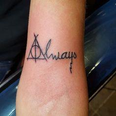 10+ Subtle Harry Potter Tattoos Only True Potterheads Will Understand