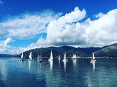 Amazing day for #sailing in Montenegro don't you think?  by @montenegrocharter #dosomethingamazingwithsailing