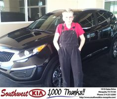 https://flic.kr/p/Konvys | #HappyBirthday to Kathleen  from JERRY TONUBBEE at Southwest Kia Mesquite! | deliverymaxx.com/DealerReviews.aspx?DealerCode=VNDX