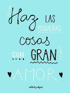 actitud y alegría ♥: Para recordar siempre!