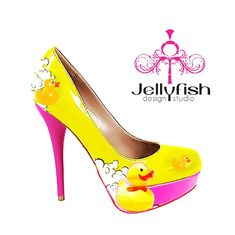 jellyfish shoes  | Home | Jellyfish Shoes | Heels 5 inch plus | Rubber Ducky Shoes