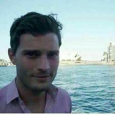 Jamie Dornan in Australia