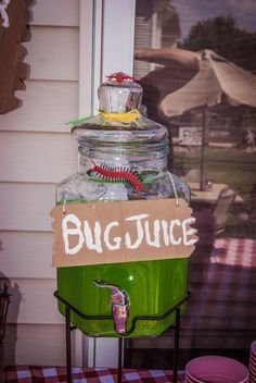 Backyard Birthday Parties on Pinterest | Backyard Birthday ...