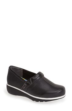 SoftWalk® Grey's Anatomy® by Softwalk® 'Meredith' Leather Clog (Women) available at #Nordstrom