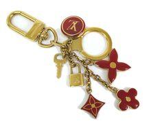 #LouisVuitton Porte Cles Pampilles Key holder Metal Pomme M91928(BF059377) #lv #louis_vuitton