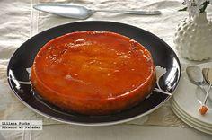 Especial Día de la Madre: receta de Pan de calatrava. Con fotografías del paso a paso, consejos y sugerencias de degustación. Recetas de postres...