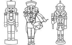nutcracker coloring pages free online   Nutcracker Coloring Pages