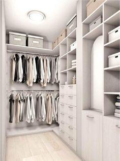 Wardrobe Design Bedroom, Master Bedroom Closet, Bedroom Wardrobe, Bedroom Closets, Bedroom Designs, Closet Renovation, Closet Remodel, Walk In Closet Design, Closet Designs