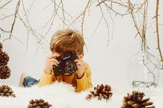 Sesión de fotos Navidad