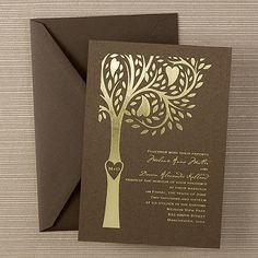 Monogram Wedding Invitation - Carving, $1.84 (http://event.thingsfestive.com/monogram-wedding-invitation-carving/) #wedding #weddinginvitations #monogramweddinginvitations #treeweddinginvitations