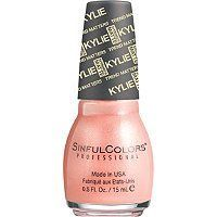 SinfulColors Kylie Jenner Trend Matters Velvety Demi Mattes Professional Nail Color Collection