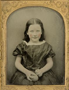 +~+~ Antique Photograph ~+~+  Young and happy