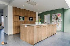 Verbouwing vrijstaande woning   CSAR architecture Decor, Kitchen, Home, Kitchen Island, Home Decor
