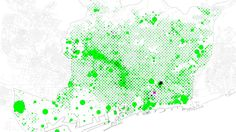 Geographies of Innovation: Innovative Initiatives in Barcelona Barcelona City, City Council, Cartography, Geography, Magenta, Respect, Maps, Innovation, Diagram