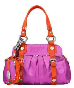 Handtasche von George Gina & Lucy  #bag #neon #pink #fashion