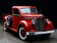 1949 Diamond T 201 Pickup - This is a beautiful truck.