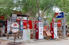 """ Hackberry General Store "" in Hackberry Arizona  "" Route 66 on My Mind "" Route 66 blog ; http://2441.blog54.fc2.com https://www.facebook.com/groups/529713950495809/ http://route66jp.info"