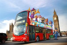 Top Cat is taking over London!