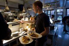 Restaurants: les coups de coeur de 2013   Marie-Claude Lortie   Restaurants