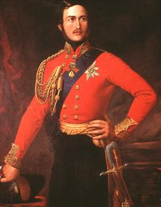 Prince Albert of Saxe-Coburg & Gotha, father of Edward VII, King of Great Britain Victoria Queen Of England, Queen Victoria Family, Queen Victoria Prince Albert, Victoria Reign, Victoria And Albert, Princess Victoria, Santa Lucia, Albert Prince Consort, Belle Epoque