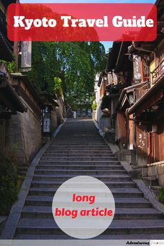 Kyoto Travel Guide - Japan - what to do and see - access - information - tradition - culture Kyoto Travel Guide, World Travel Guide, Japan Travel Guide, Asia Travel, Travel Guides, Travel Plane, Spain Travel, Wanderlust Travel, Asia Cruise