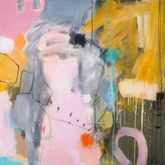 "Saatchi Art Artist Ira Ivanova; Painting, ""Suggestion 16"" #art"
