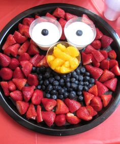 elmo themed birthday party | Elmo Themed First Birthday Party: DIY-Style