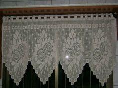 crochet curtain_hn