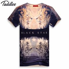 Men Top Quality Short Sleeve O Neck Printed T Shirt Men T-shirts Casual Top Tees Fashion Tees Men's Clothing