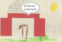 Big Barn by Lucus