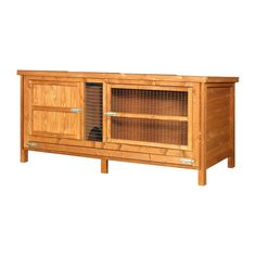 Our Beautiful Single Luxury Rabbit Hutch Is Perfect For Your Rabbit. Trusted By Rabbit Lovers. Buy A Well-Built Hutch For As Little As Guinea Pig Run, Guinea Pig Hutch, Guinea Pig Toys, Rabbit Shed, Rabbit Run, House Rabbit, Rabbit Hutch Indoor, Indoor Rabbit Cage, Tongue And Groove Timber