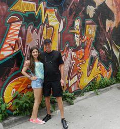 Graffiti Downtown Toronto