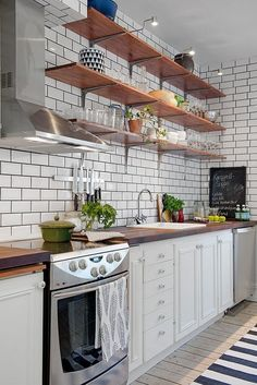 Inspiring Subway Kitchen Tile Ideas you Should Know - Possible Decor