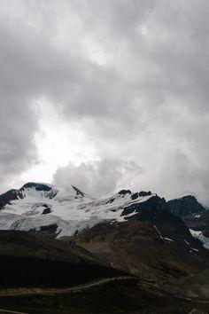 Pluie Sur Glacier by Jerome Decq