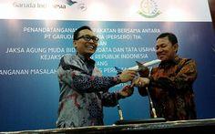 Garuda Indonesia Gandeng Kejaksaan Agung  http://swaranusantara.net/bisnis/garuda-indonesia-gandeng-kejaksaan-agung/