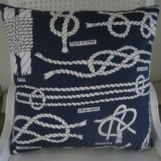 Nautical Knots Handmade Classic Decorative by beachsidestyle